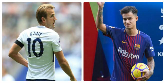 Kane 200 triệu bảng rất gần Real: Dọa Tottenham, đòi ra đi như Coutinho - 1