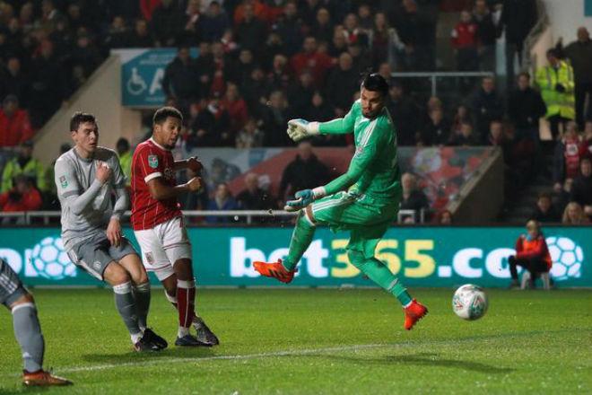 Chi tiết Man City - Bristol City: Người hùng phút 90+2 (KT) - 5