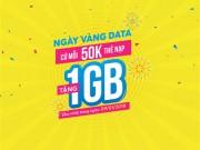 Lần đầu tiên xuất hiện ngày vàng Data dành riêng cho các thuê bao VinaPhone