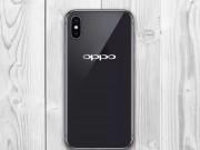 Dế sắp ra lò - Xuất hiện Oppo R13 thiết kế đẹp như iPhone X