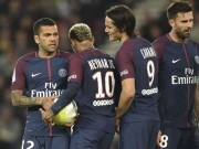 """Bóng đá - PSG nổi sóng: Cavani bị đàn em """"cướp"""" số 9, """"băng đảng"""" Neymar """"xử đẹp"""""""