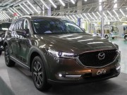 Tư vấn - Mazda CX-5 ở Việt Nam đang có giá cao nhất phân khúc