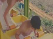 Thăm quan công viên giải trí nước nóng đầu tiên trên thế giới ở Nhật Bản