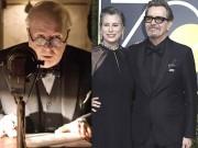 Nam diễn viên thủ vai cựu Thủ tướng Churchill vượt mặt Tom Hanks