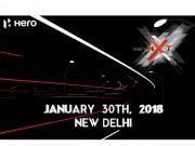 """"""" Xế nổ """"  lạ Hero Xtreme NXT sẽ ra mắt vào 30/1 tới"""