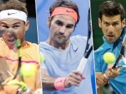 """Thể thao - Australian Open 2018: Djokovic dễ đụng Federer, Nadal ở """"chung kết sớm"""""""