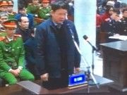 """Tin tức trong ngày - Ông Đinh La Thăng: """"Bị cáo day dứt về khuyết điểm tại dự án Thái Bình 2"""""""
