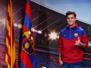 Barca có Coutinho: Thiên biến vạn hóa, siêu khủng như thời Pep