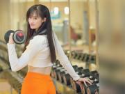 """Cô giáo thể dục Trung Quốc: Số đo """"nữ thần"""", nam giới ngây ngất"""