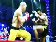 """Thể thao - """"Đệ nhất Thiếu Lâm"""" Yi Long trở lại: Báo thù Buakaw và """"Ma cà rồng"""""""