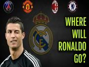 """Bóng đá - Ronaldo sắp rời Real: MU xử phũ, về ngoại hạng Anh """"báo thù"""""""