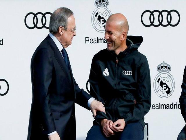 """Perez vung 200 triệu euro cứu Real: """"Trảm Zidane"""", chọn nhà vô địch World Cup"""