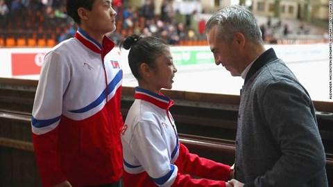 """""""Át chủ bài"""" của Triền Tiên tại Thế vận hội mùa đông Pyeongchang - 2"""