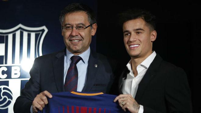 "Barca bị tố ""chúa Chổm"", tiền đâu mua Coutinho 160 triệu euro? - 1"