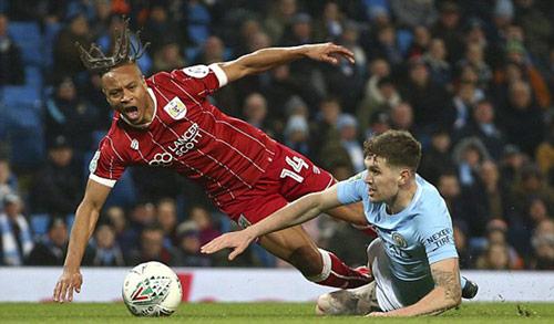Chi tiết Man City - Bristol City: Người hùng phút 90+2 (KT) - 3
