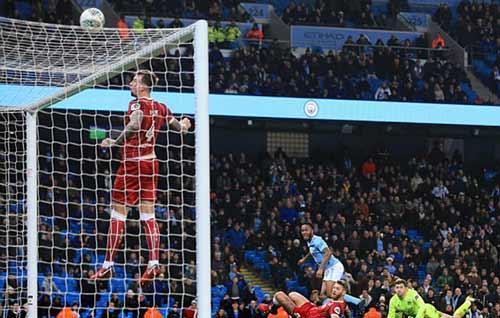 Chi tiết Man City - Bristol City: Người hùng phút 90+2 (KT) - 4