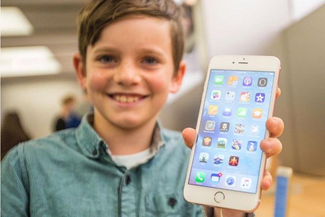 Apple mạnh tay ngăn chặn tình trạng ghiền smartphone ở trẻ em - 1