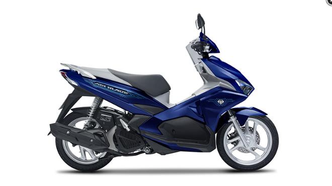 Chi tiết 2018 Honda Air Blade màu mới dạng xanh ngọc - 2