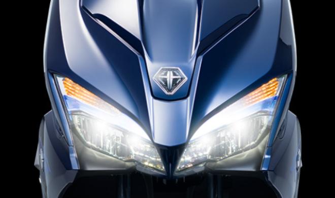 Chi tiết 2018 Honda Air Blade màu mới dạng xanh ngọc - 3
