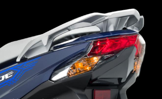 Chi tiết 2018 Honda Air Blade màu mới dạng xanh ngọc - 7