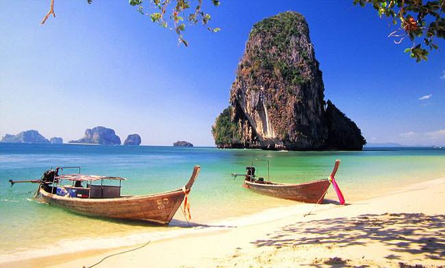 """""""Nín thở"""" trước 10 bãi biển đẹp tựa thiên đường, không thể bỏ lỡ khi đến Thái Lan - 3"""
