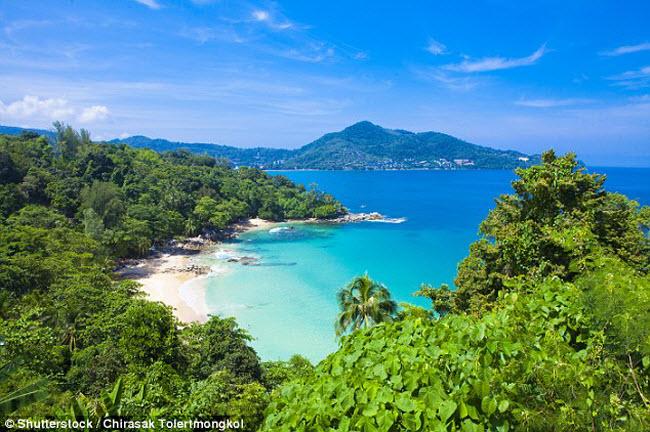 """""""Nín thở"""" trước 10 bãi biển đẹp tựa thiên đường, không thể bỏ lỡ khi đến Thái Lan - 6"""