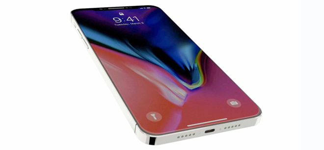 iPhone SE 2 quá đẹp, mùng ảnh to, viền siêu báo cáo và sạc chẳng dãy - 2