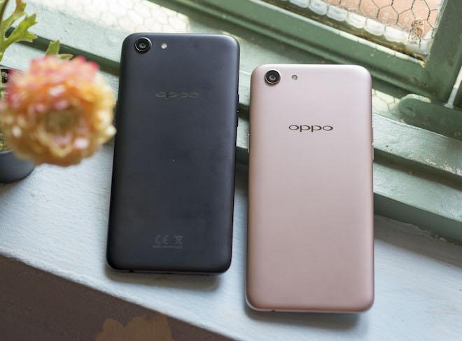 """Oppo tung A83 giá như rẻ với nhiều """"vũ khí"""" lấy từ đàn anh - 1"""