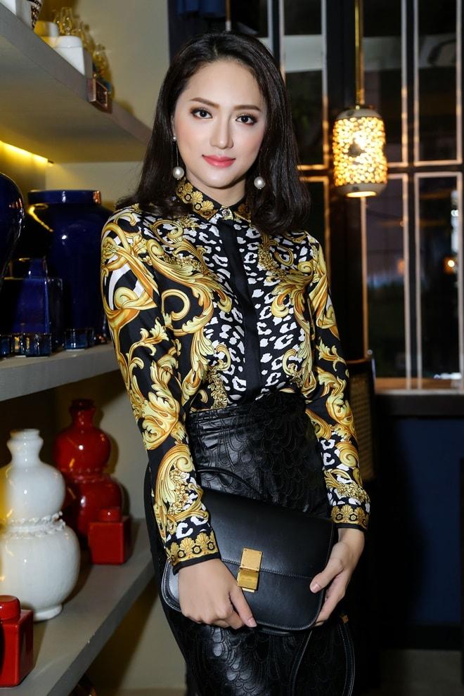 Hương Giang Idol dự Hoa hậu Chuyển giới Thế giới: Tôi sẽ không thi chui - 1