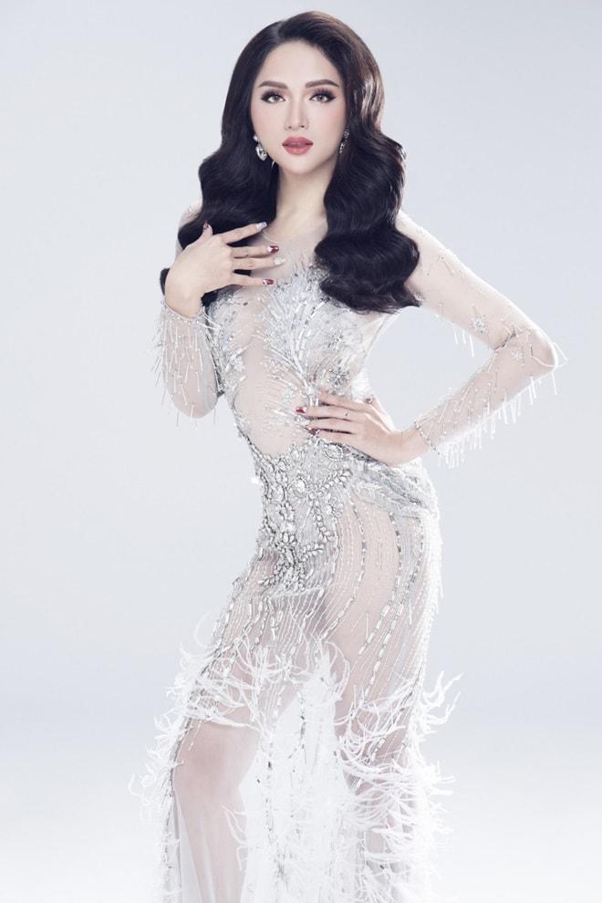 Hương Giang Idol dự Hoa hậu Chuyển giới Thế giới: Tôi sẽ không thi chui - 2
