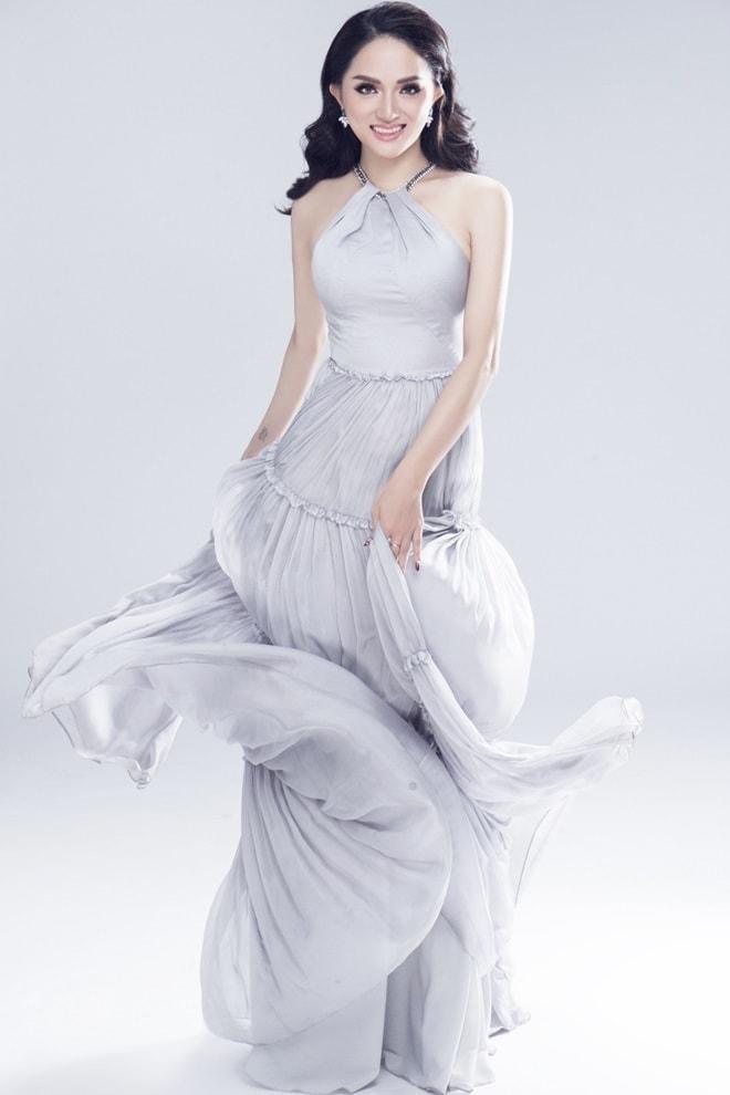 Hương Giang Idol dự Hoa hậu Chuyển giới Thế giới: Tôi sẽ không thi chui - 6