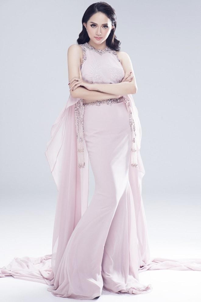 Hương Giang Idol dự Hoa hậu Chuyển giới Thế giới: Tôi sẽ không thi chui - 3