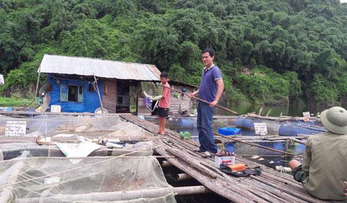 Cá lồng đặc sản sông Đà, xuân nào bán cũng chạy - 3