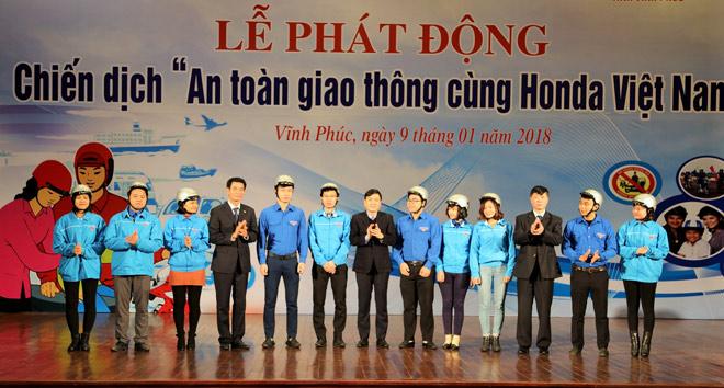 Chiến dịch An toàn giao thông cùng Honda Việt Nam - 7