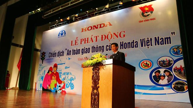 Chiến dịch An toàn giao thông cùng Honda Việt Nam - 3