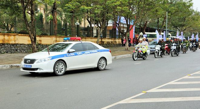 Chiến dịch An toàn giao thông cùng Honda Việt Nam - 4