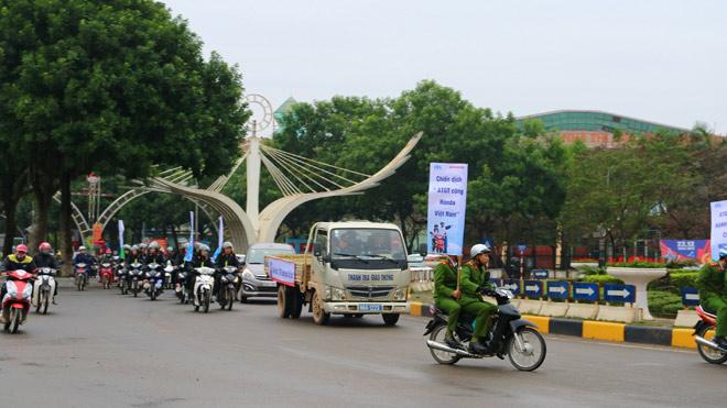 Chiến dịch An toàn giao thông cùng Honda Việt Nam - 5