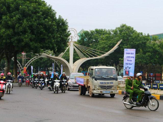 Chiến dịch An toàn giao thông cùng Honda Việt Nam - 6
