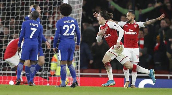 """Chelsea – Arsenal: """"Phao cứu sinh"""" và trận chiến cảm tử - 2"""
