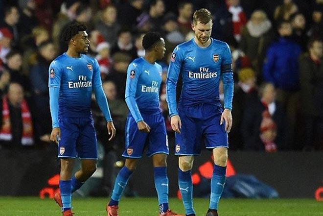 """Chelsea – Arsenal: """"Phao cứu sinh"""" và trận chiến cảm tử - 1"""