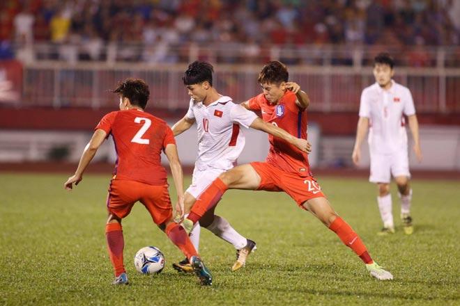 U23 Việt Nam – U23 Hàn Quốc: Ra ngõ gặp núi cao - 2