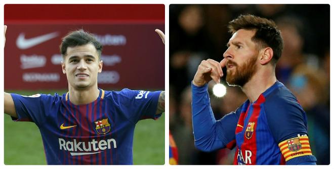 """Barca mua Coutinho tạo vây cánh Brazil, """"đế chế"""" Messi nên dè chừng - 1"""