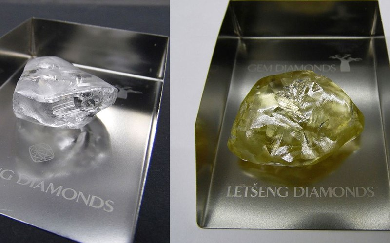 Tìm được hai viên kim cương quý kích cỡ khủng - 1