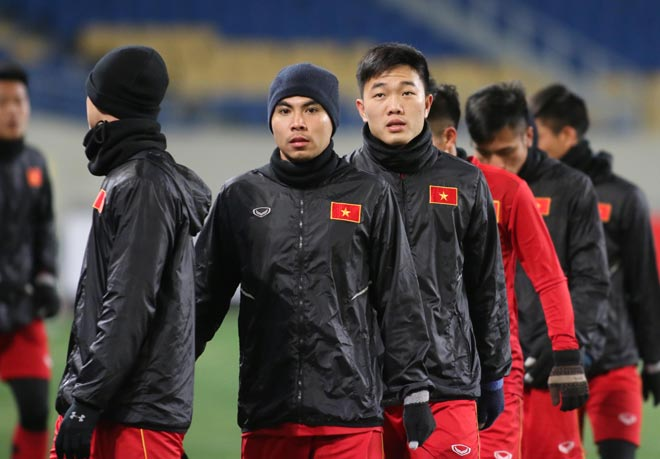 U23 Việt Nam: Xuân Trường muốn tính sổ U23 Hàn Quốc - 3