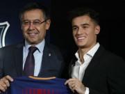 """Bóng đá - Barca bị tố """"chúa Chổm"""", tiền đâu mua Coutinho 160 triệu euro?"""