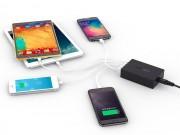 Công nghệ thông tin - Để tránh những sai sót thường gặp khi sạc pin cho smartphone