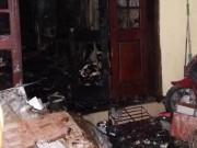 """Tin tức trong ngày - HN: Cháy nhà 3 tầng, 4 mẹ con thoát chết nhờ """"bảo bối"""" cứu hỏa này"""