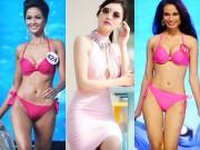"""3 mỹ nữ dân tộc đẹp lạ từng  """" khuynh đảo """"  các cuộc thi hoa hậu Việt"""