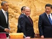 """Sai lầm của Mỹ giúp đối thủ  """" điều khiển cuộc chơi """"  ở Trung Đông"""