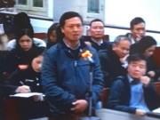 Tin tức trong ngày - Xét xử ông Đinh La Thăng: Lời khai bất ngờ của nguyên Tổng giám đốc PVPower
